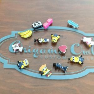 Minion charms for jenwrenn1